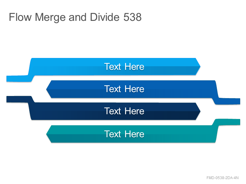 Flow Merge and Divide 538