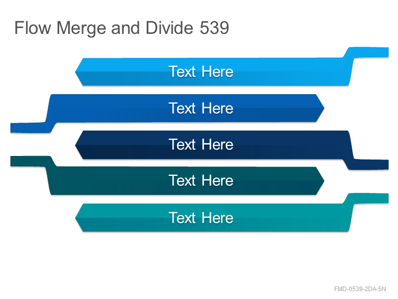 Flow Merge and Divide 539