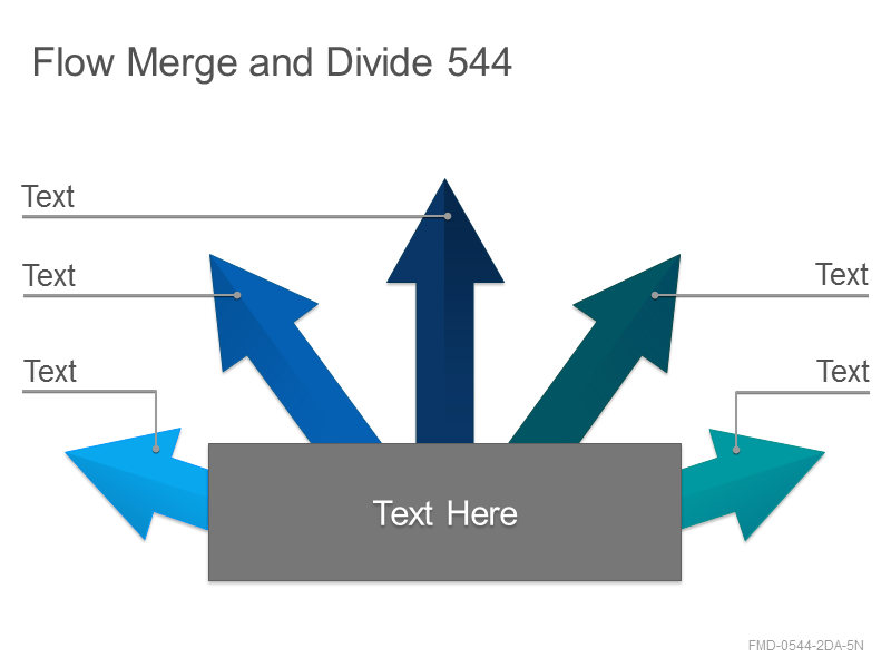 Flow Merge and Divide 544