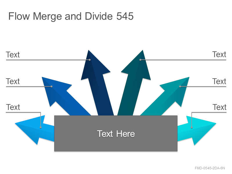Flow Merge and Divide 545