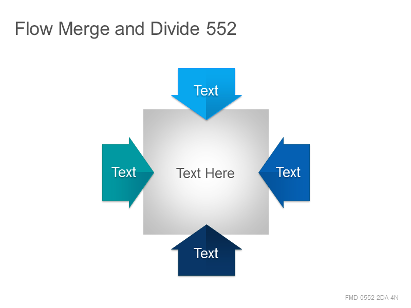 Flow Merge and Divide 552