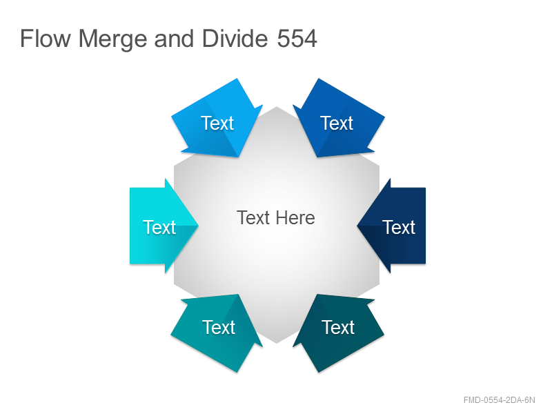 Flow Merge and Divide 554