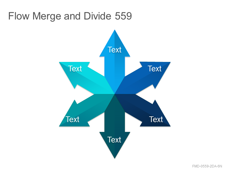 Flow Merge and Divide 559