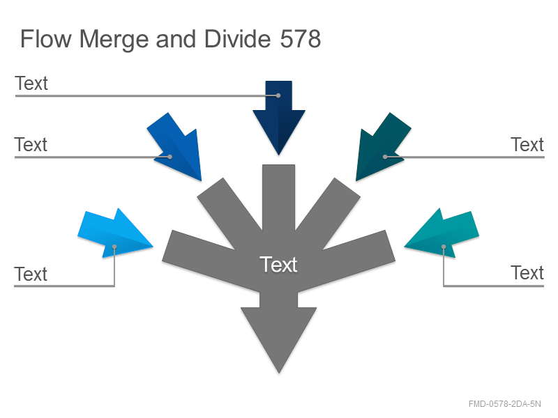 Flow Merge and Divide 578