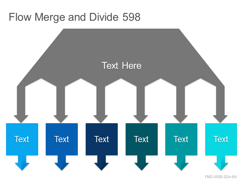 Flow Merge and Divide 598