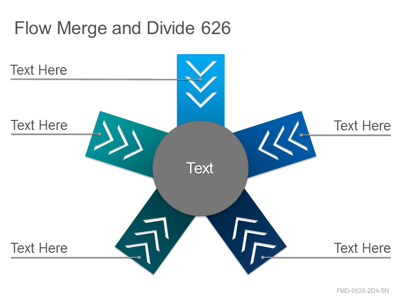 Flow Merge and Divide 626