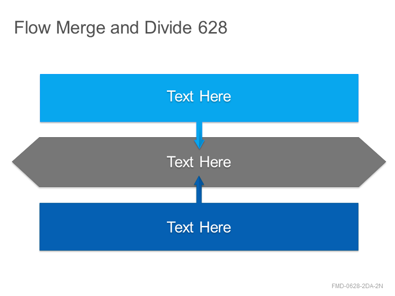 Flow Merge and Divide 628