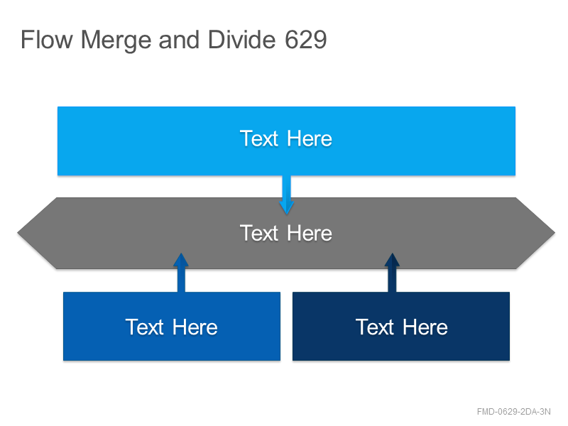 Flow Merge and Divide 629