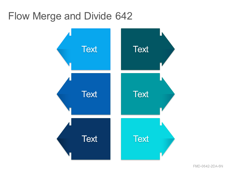 Flow Merge and Divide 642