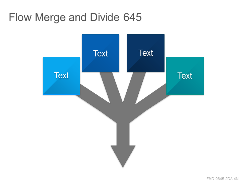 Flow Merge and Divide 645