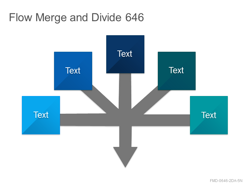 Flow Merge and Divide 646