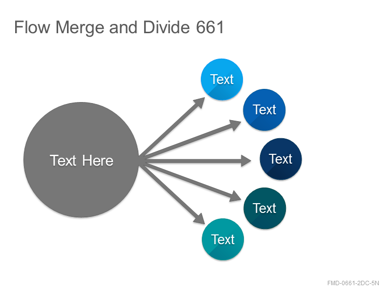 Flow Merge and Divide 661