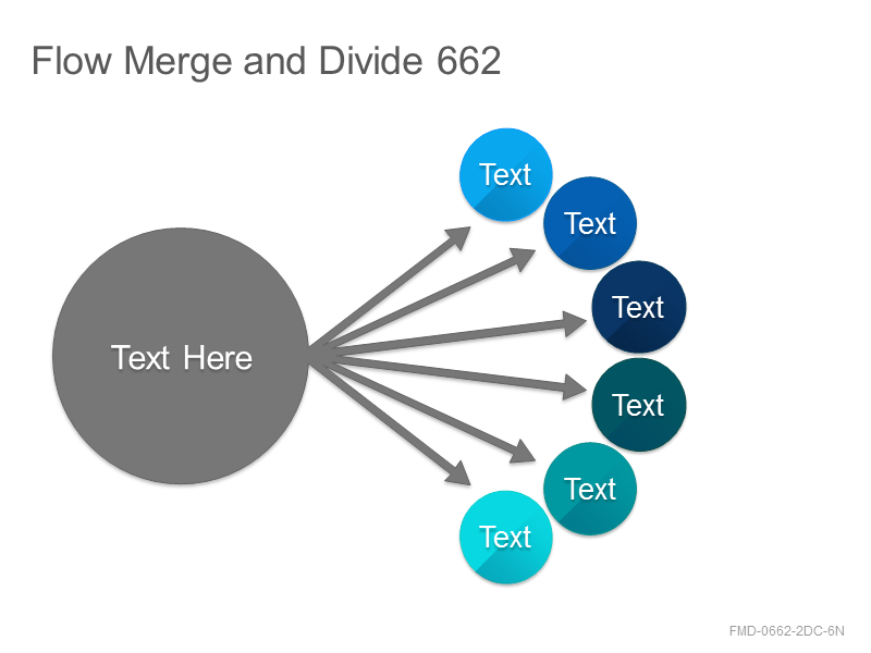 Flow Merge and Divide 662