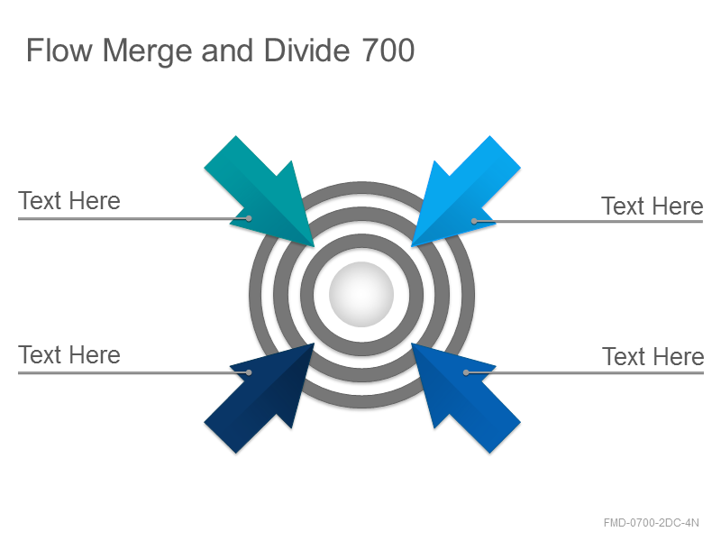 Flow Merge and Divide 700