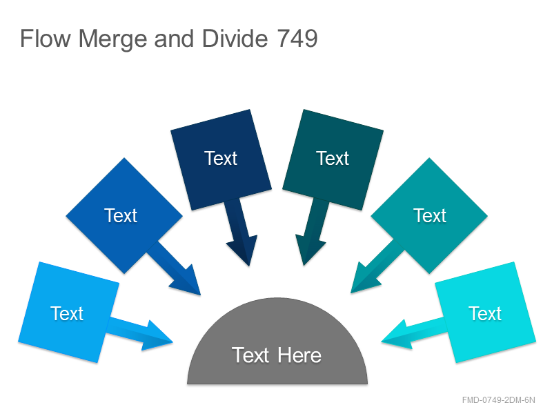 Flow Merge and Divide 749