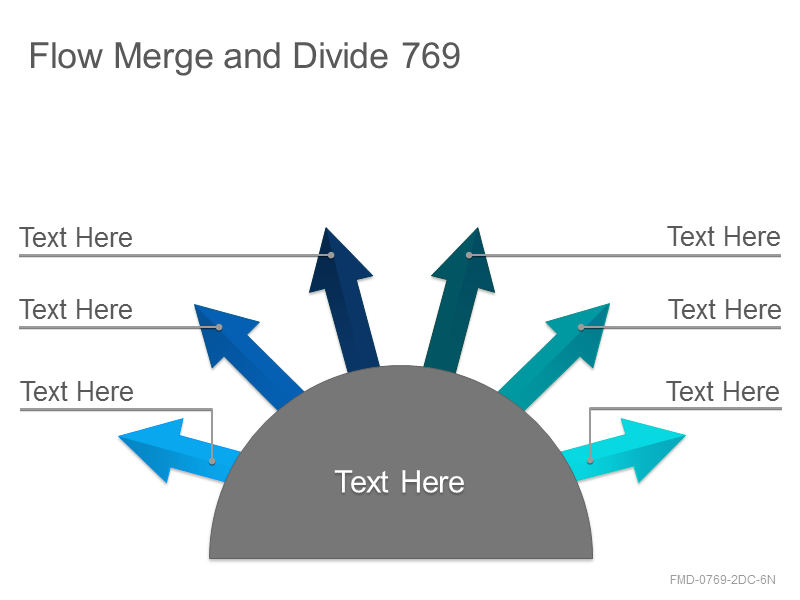 Flow Merge and Divide 769