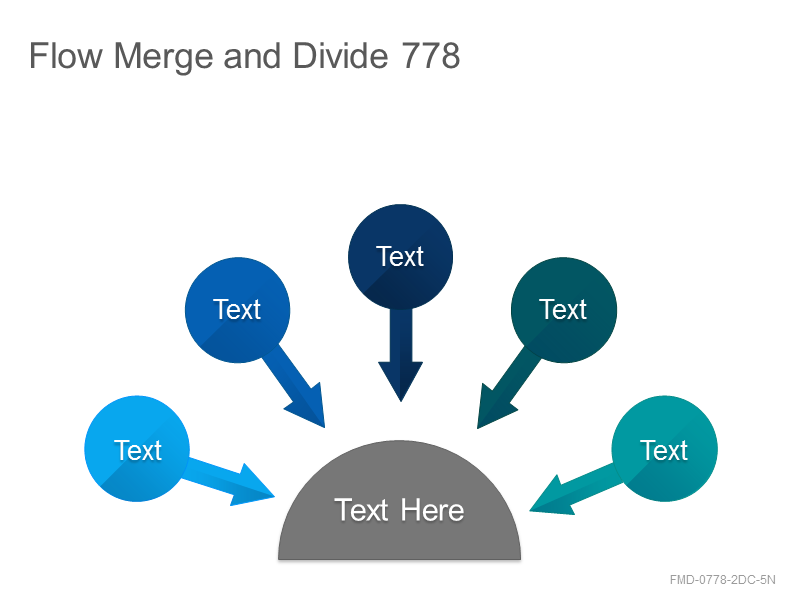 Flow Merge and Divide 778