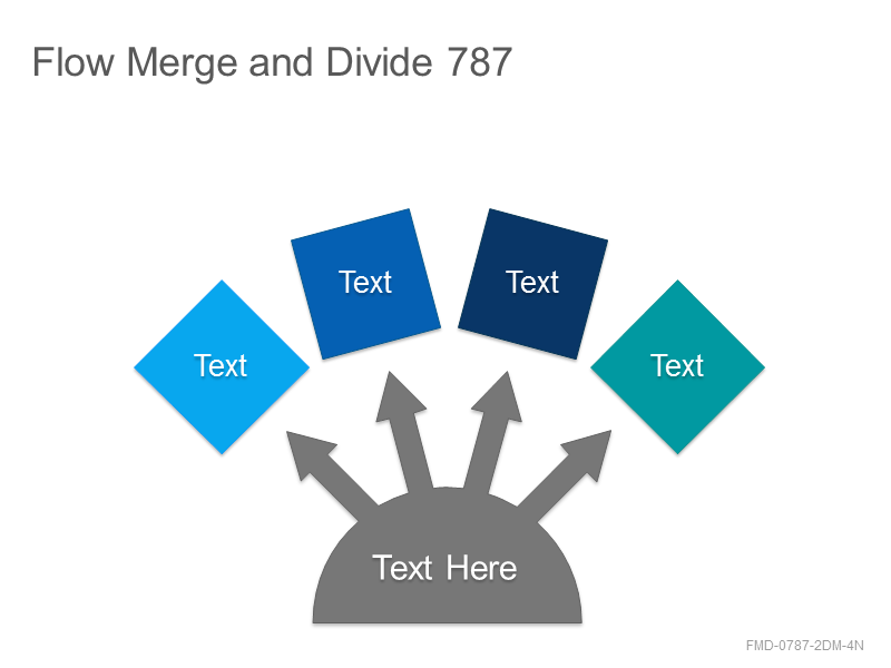 Flow Merge and Divide 787