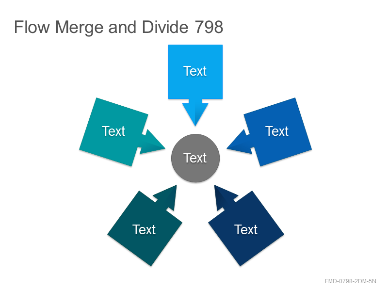 Flow Merge and Divide 798