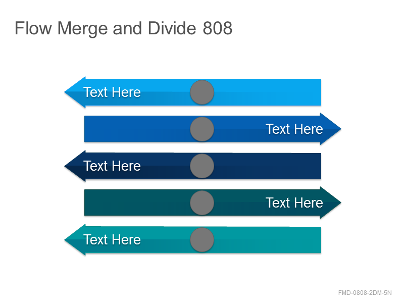 Flow Merge and Divide 808