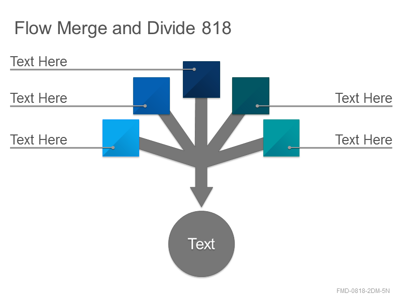 Flow Merge and Divide 818