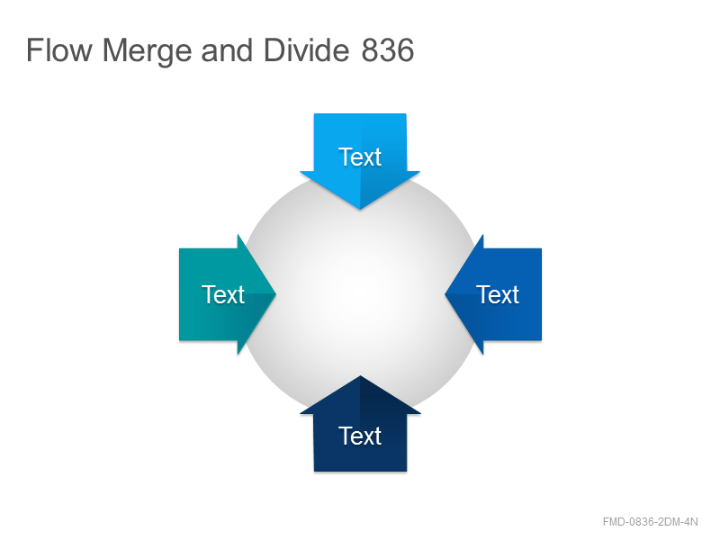Flow Merge and Divide 836
