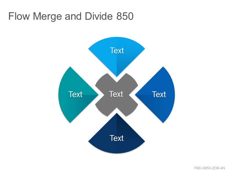 Flow Merge and Divide 850