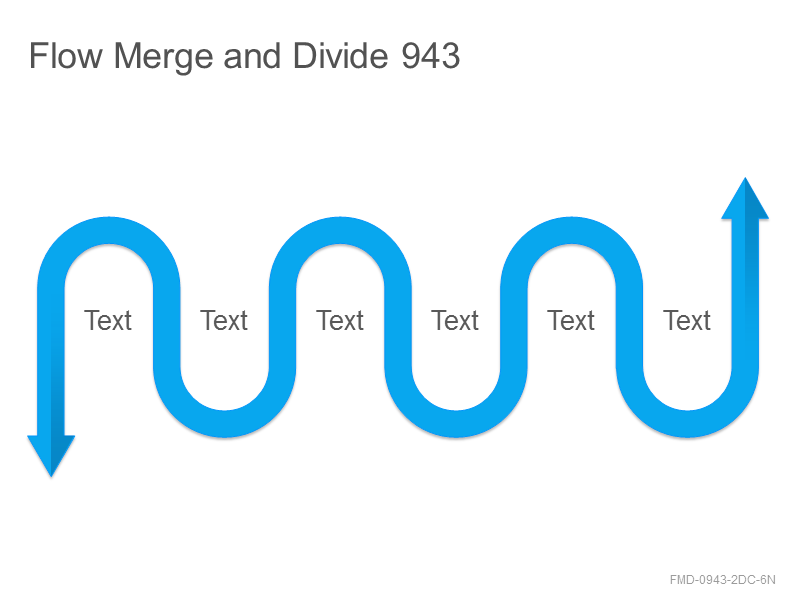 Flow Merge and Divide 943