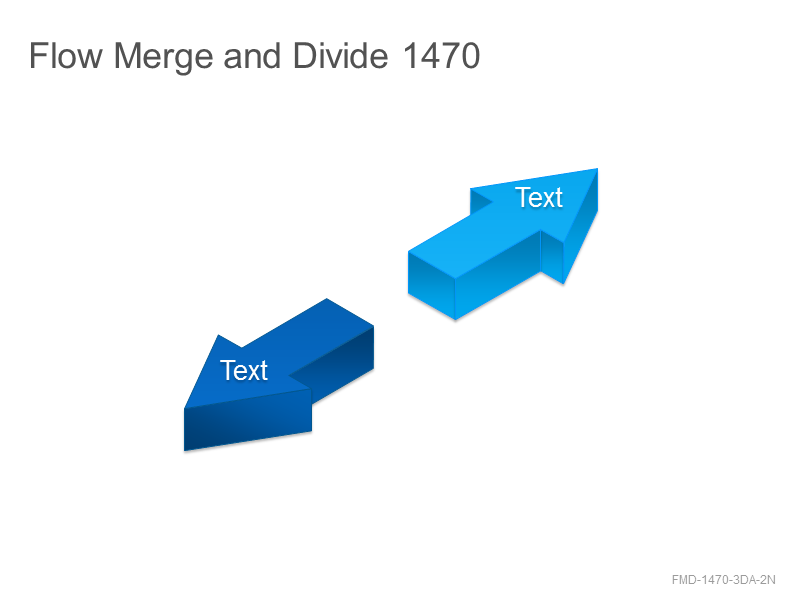 Flow Merge and Divide 1470