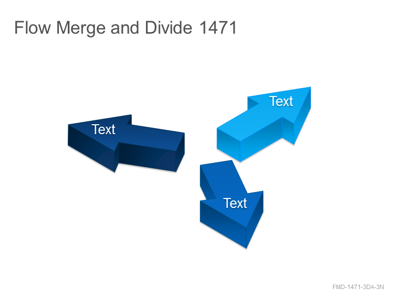 Flow Merge and Divide 1471