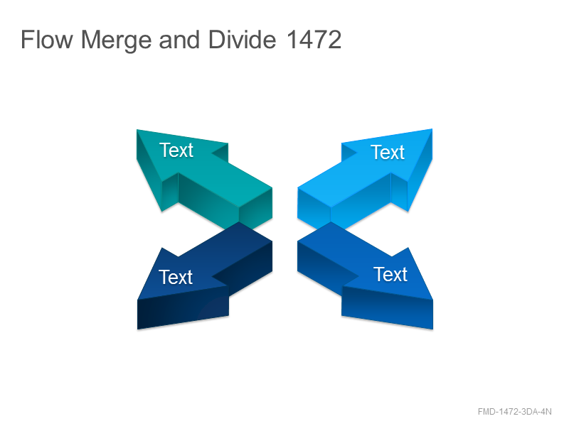 Flow Merge and Divide 1472
