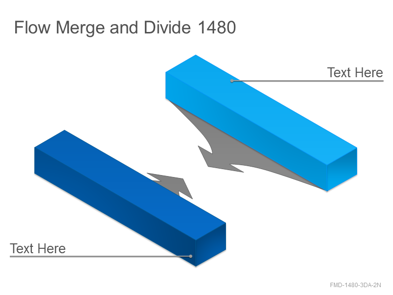 Flow Merge and Divide 1480