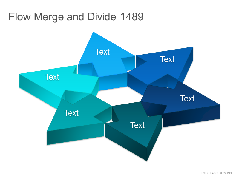 Flow Merge and Divide 1489