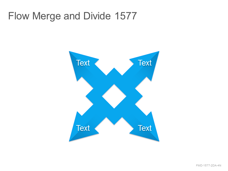 Flow Merge and Divide 1577