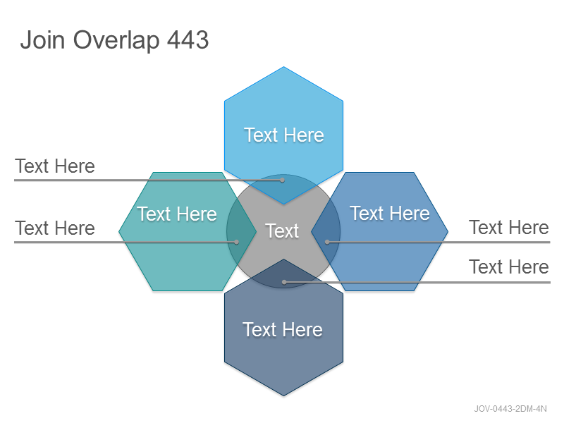 Join Overlap 443