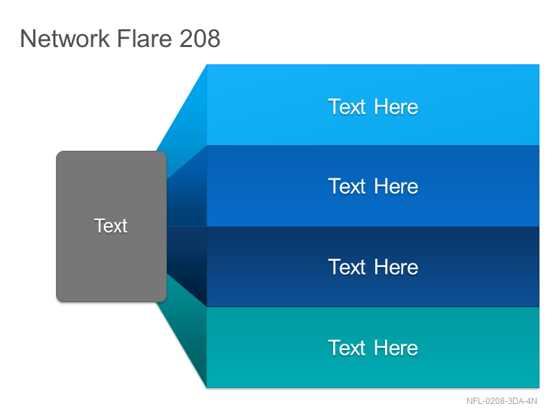 Network Flare 208