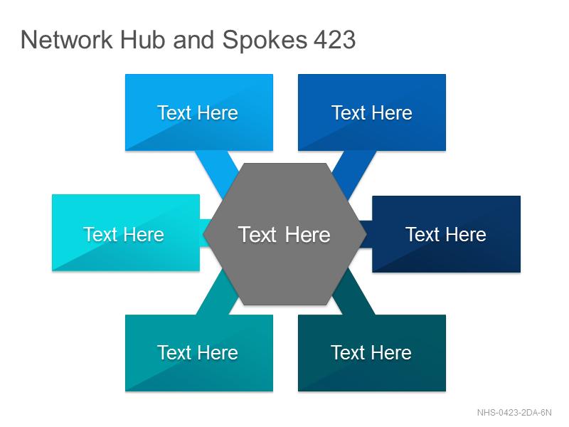 Network Hub & Spokes 423