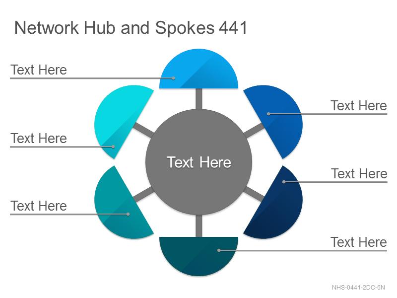 Network Hub & Spokes 441