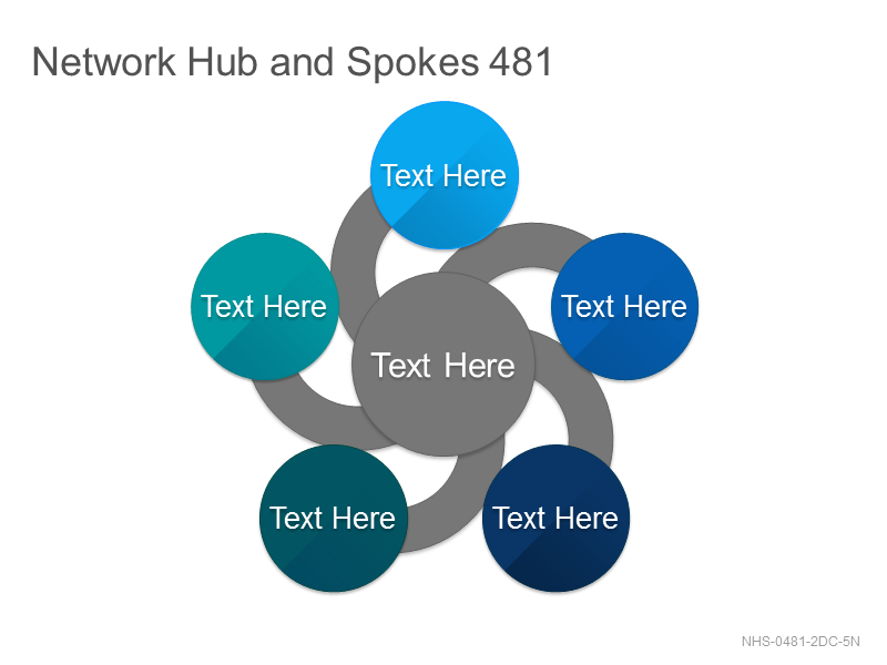 Network Hub & Spokes 481