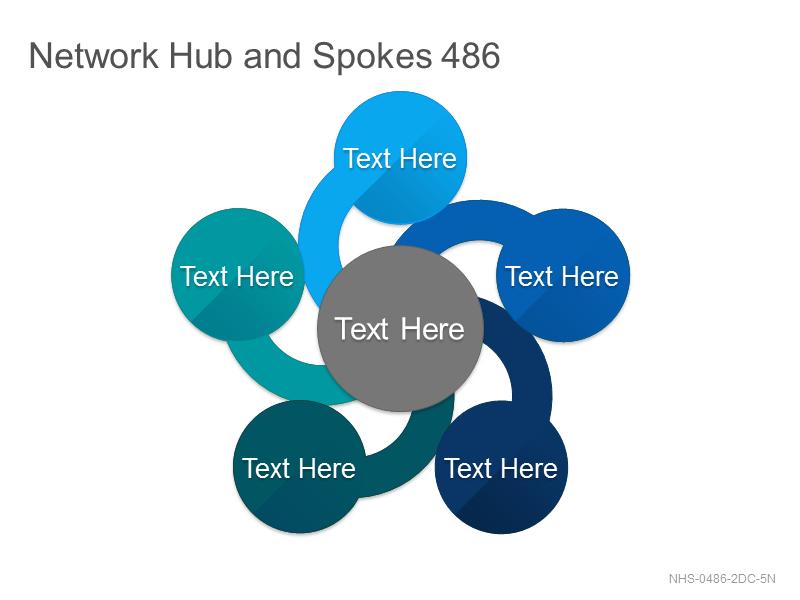 Network Hub & Spokes 486