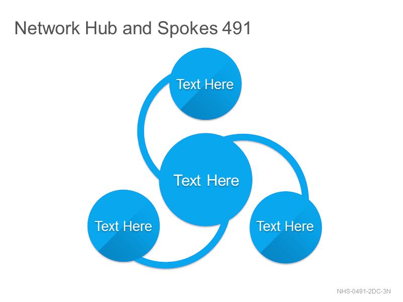Network Hub & Spokes 491