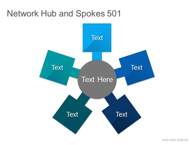 Network Hub & Spokes 501