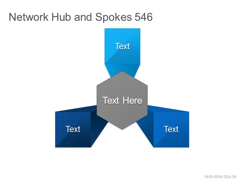 Network Hub & Spokes 546