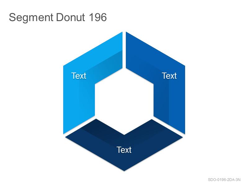 Segment Donut 196