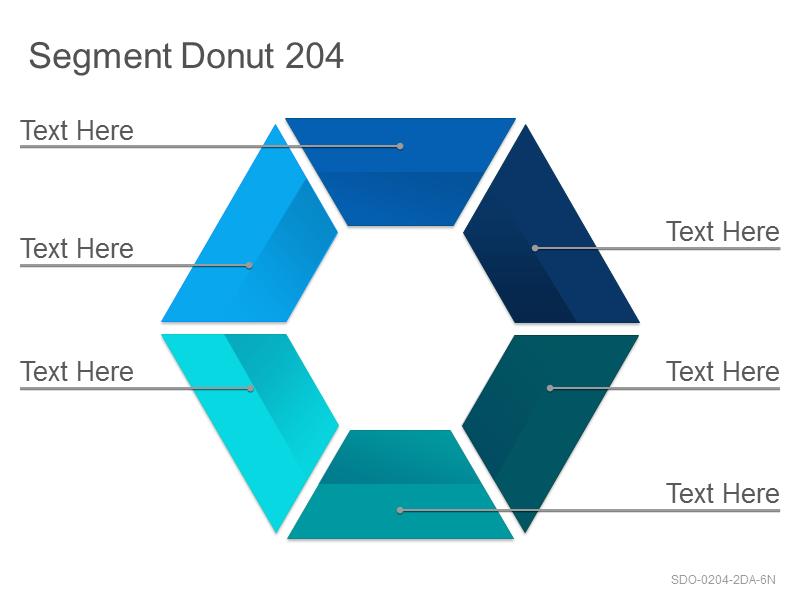 Segment Donut 204