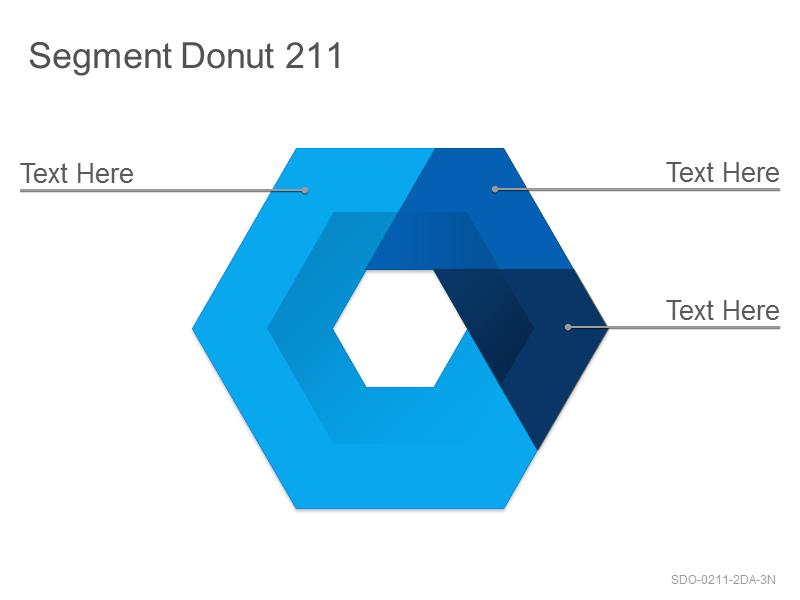 Segment Donut 211