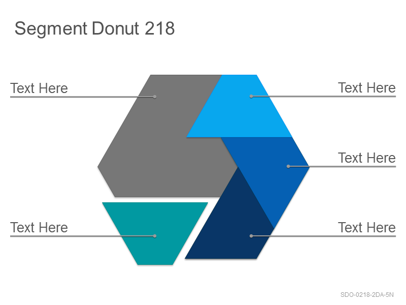 Segment Donut 218