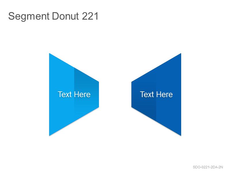Segment Donut 221