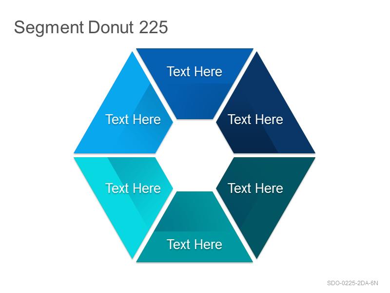 Segment Donut 225