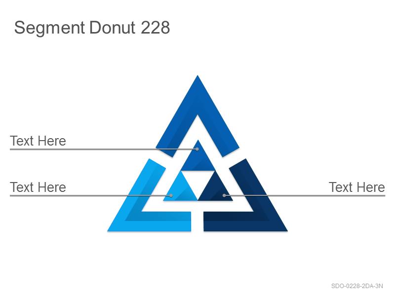 Segment Donut 228
